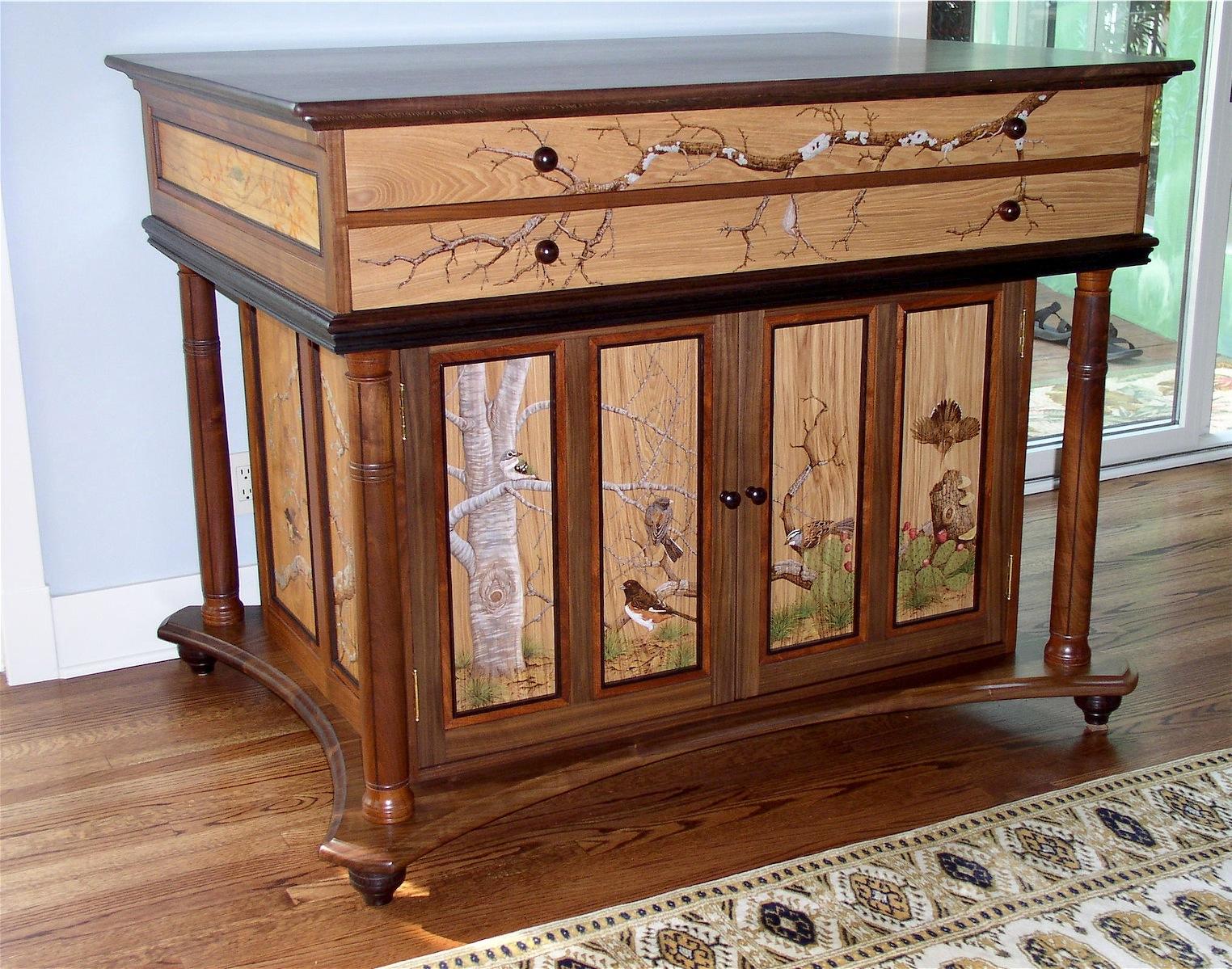 Art Cabinet – Louis Fry A Furniture Maker s Blog