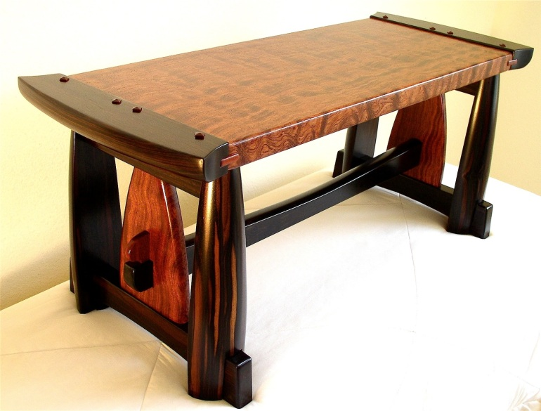bubinga&ebony table 4