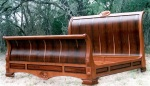 sleigh bed 2
