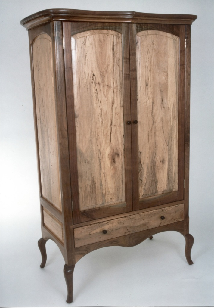 Late Texana Armoire