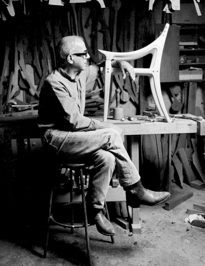 Sam Maloof (1916-2009)