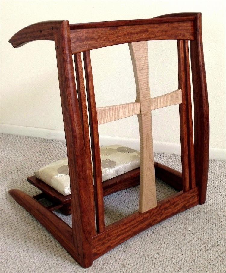 Kneeling Bench Plans PDF Woodworking