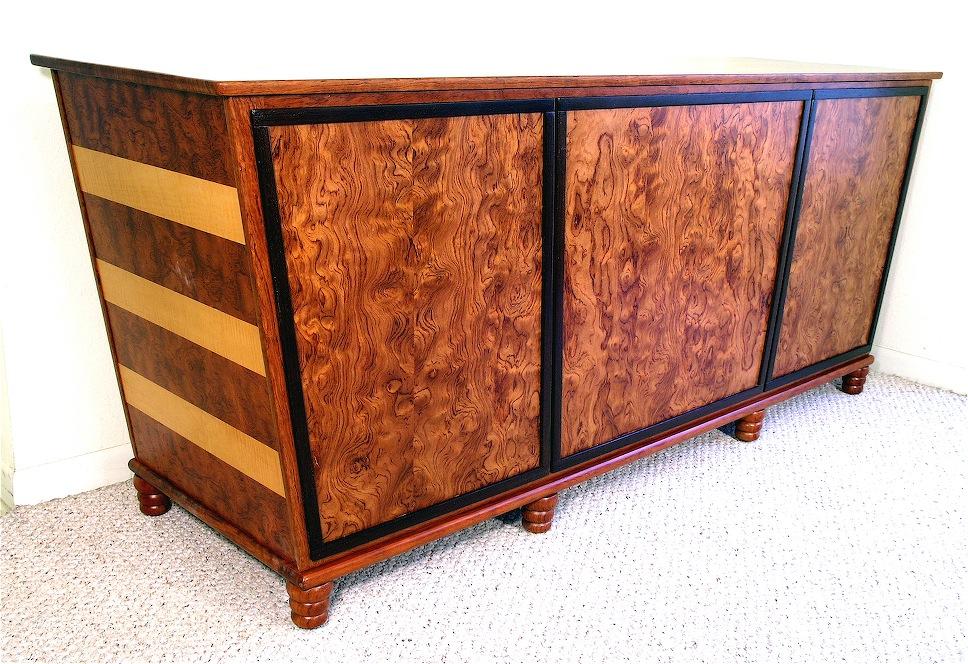 An Art Deco Inspired Buffet – Louis Fry A Furniture