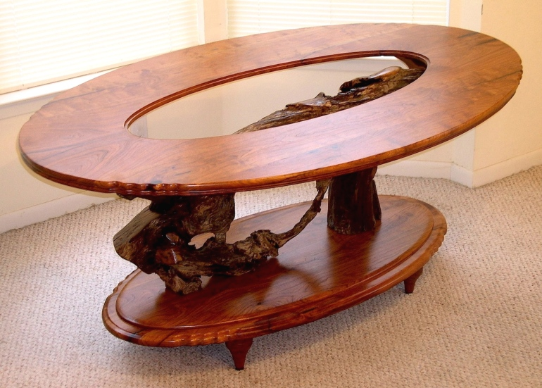 Mesquite & Live Oak Table01
