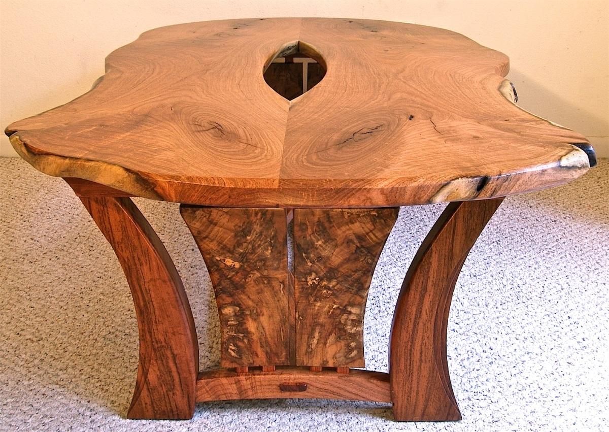 mesquite coffee table3