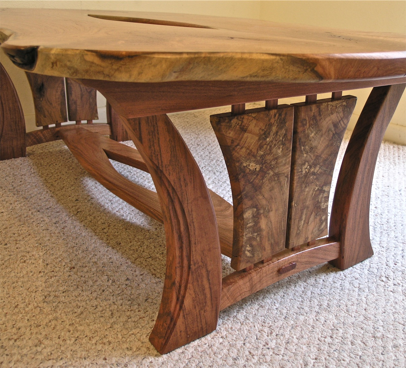 Live Edge Furniture Louis Fry A Makers Blog