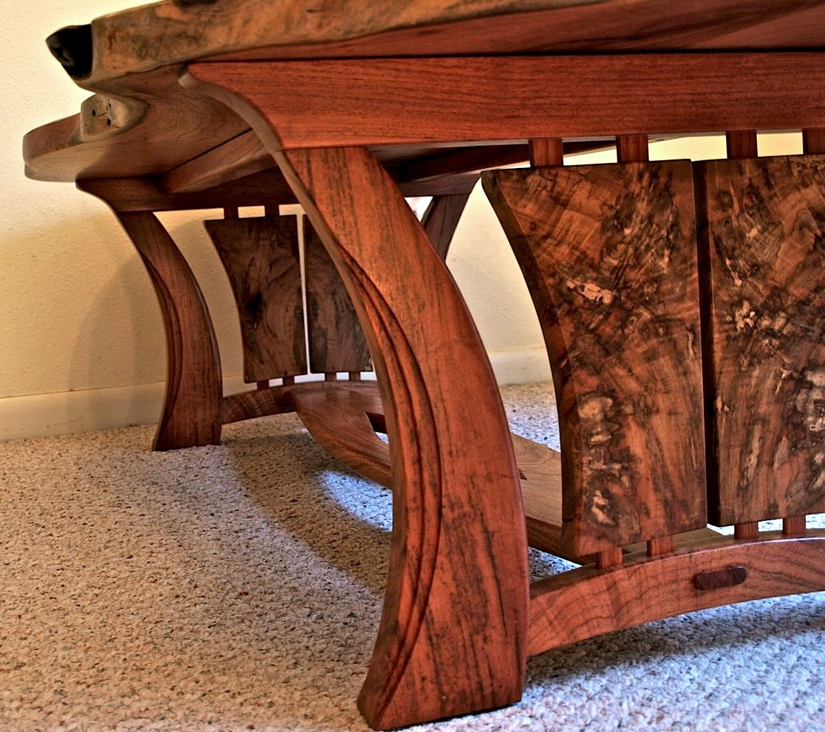 Wood Slab Coffee Table Plans Pdf Woodworking