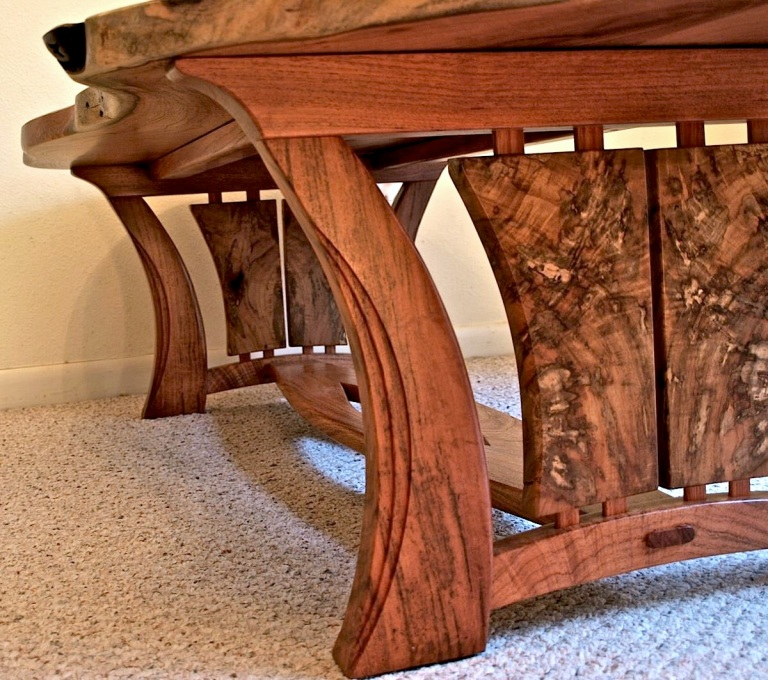 mesquite coffee table7