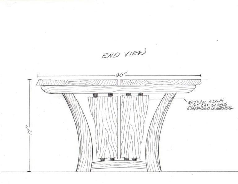 Romano coffee table1